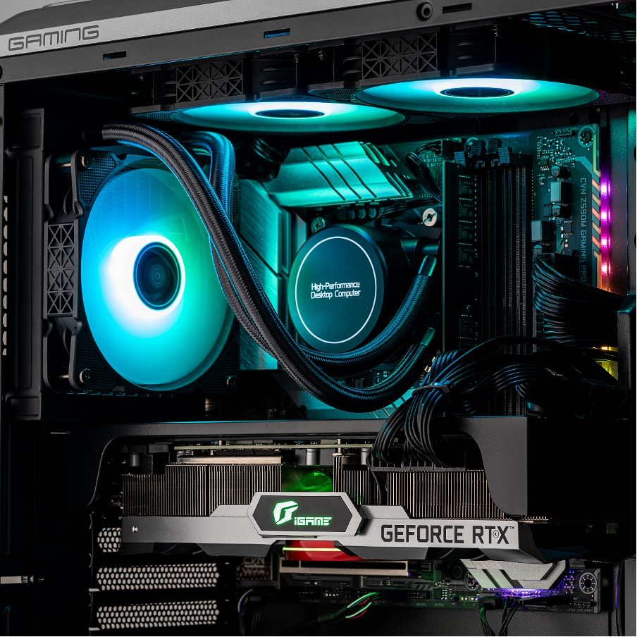 latest 11th generation Intel Core processors and the latest NVIDIA GeForce RTX 30-Series graphics cards.